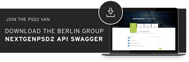 Download the updated PSD2 API Swagger
