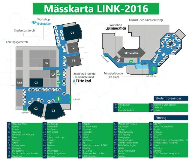 LINK 2016-översiktskarta