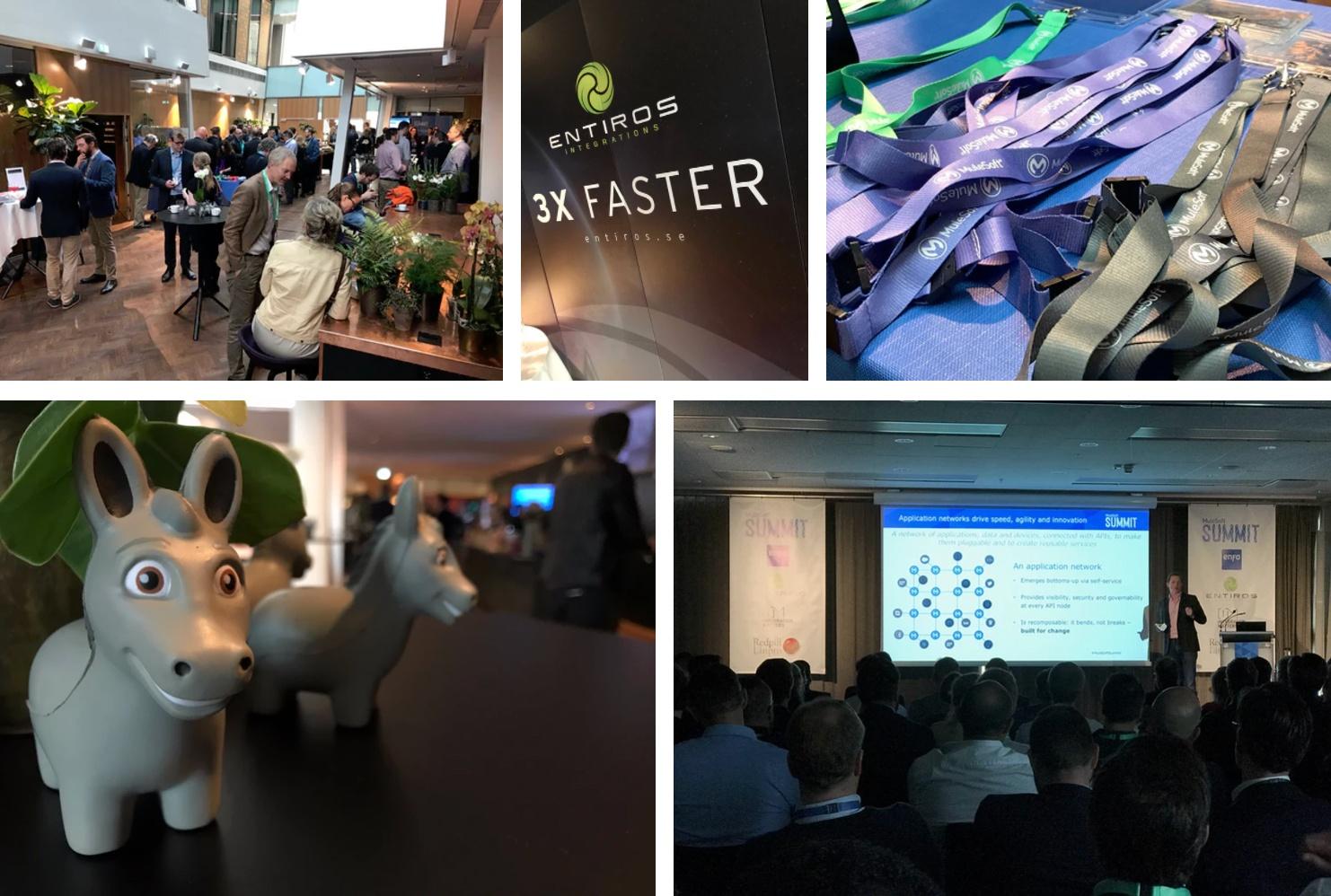 MuleSoft Summit 2017 in Stockholm